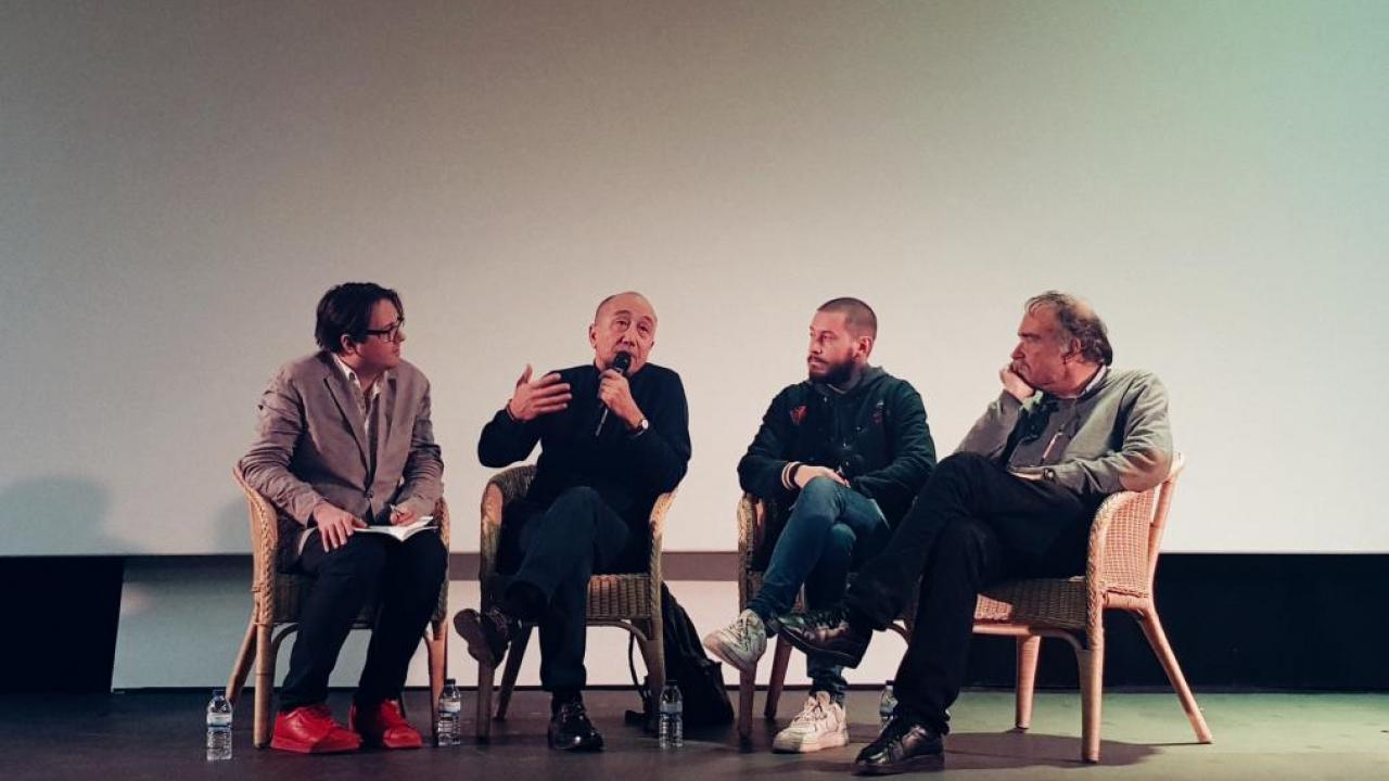 Показ фильмов казахстанского режиссёра Дарежана Омирбаева прошёл в Португалии