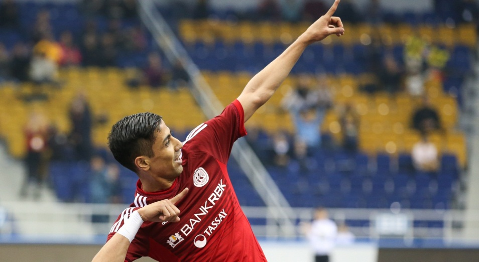 АФК «Кайрат» открыл счёт пятому десятку трофеев
