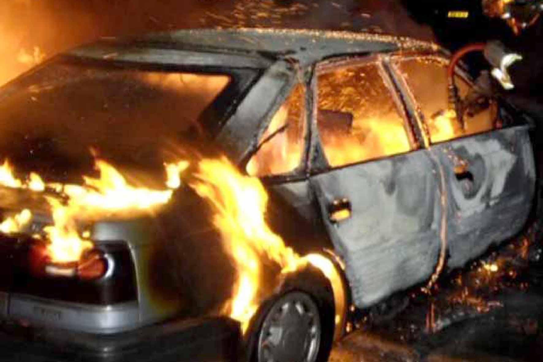 123 автомобиля сгорело В Костанайской области с начала года