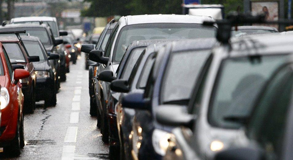 В Павлодарской области более 2,5 тысячи автомобилей с иностранными номерами