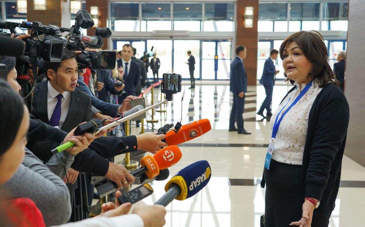 Президент Әкімшілігі журналистер жағына шықты