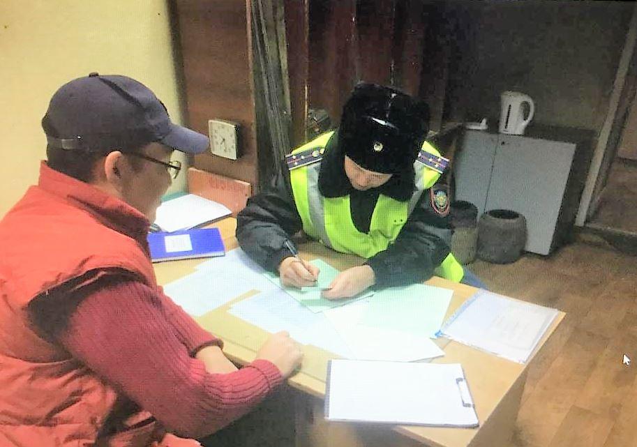 В Астане выявлено более 500 нарушений ПДД со стороны водителей автобусов