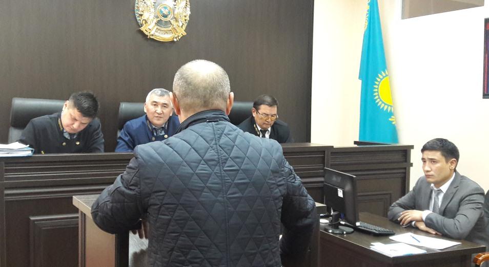 Начальнику миграционной полиции ДВД ЮКО скостили срок наказания
