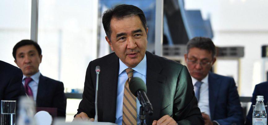 """""""Надо поручить """"Атамекену"""" – Бакытжан Сагинтаев поддержал идею проведения рейтинга акимов"""