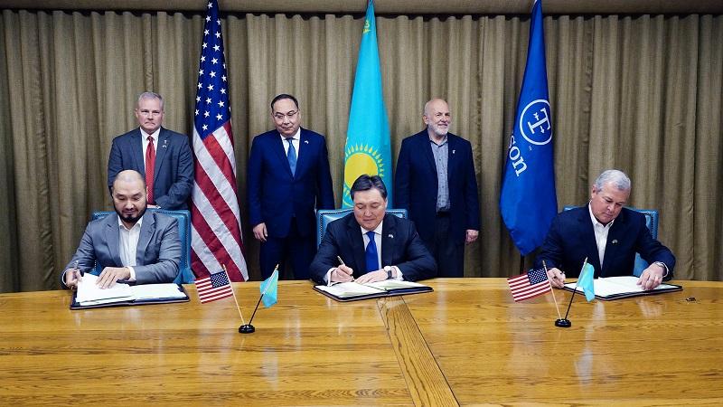 Американская компания намерена участвовать в строительстве мясоперерабатывающего комплекса в Казахстане
