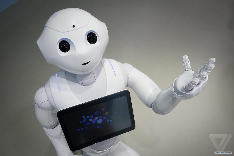 Названы профессии, в которых роботы могут заменить человека