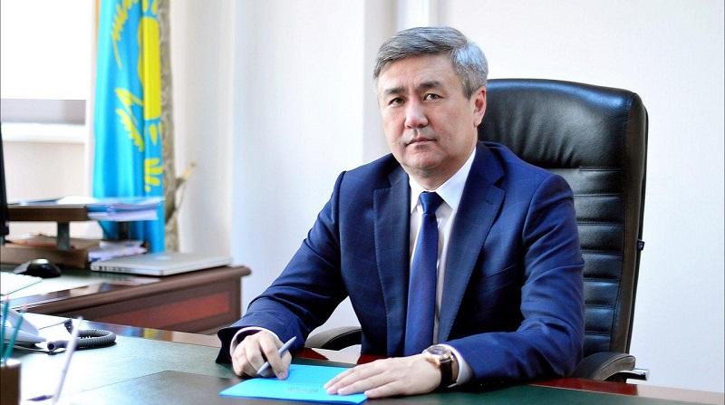 Сунгат Есимханов освобожден от должности вице-министра энергетики Казахстана