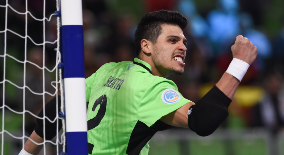 Игита стал рекордсменом Futsal Planet Awards