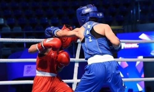 Бокстан Азия чемпионатында жасөспірім қыздар 3 «алтын» жеңіп алды