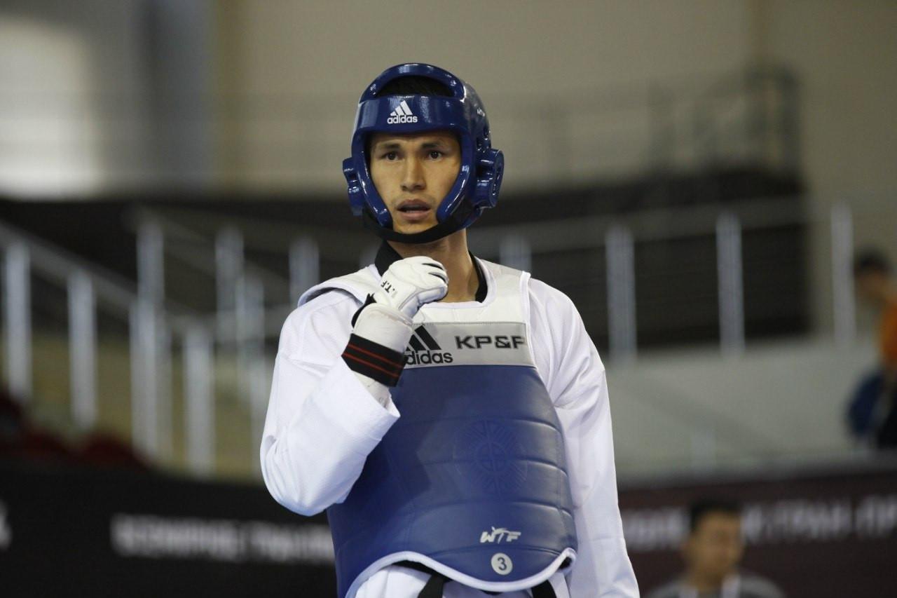 Казахстанец стал третьим на Кубке президента по таеквондо в Турции