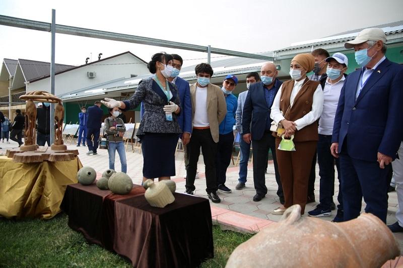 Тараз должен стать центром туризма Казахстана – Бердибек Сапарбаев