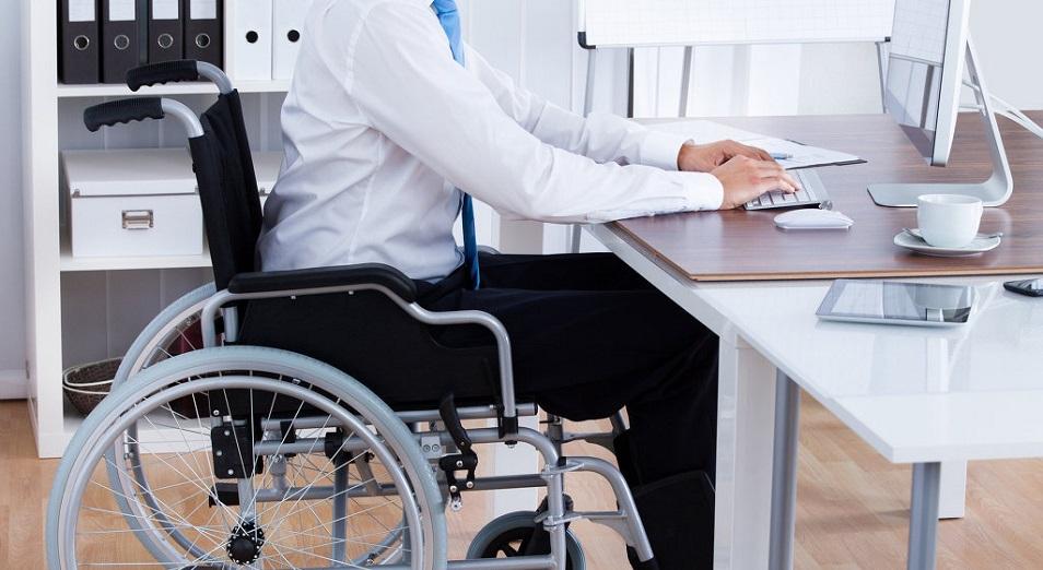 Более 65 000 человек с ограниченными возможностями стали участниками госпрограммы «Еңбек»