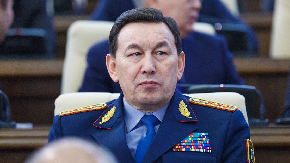 МВД Казахстана планирует сократить 450 руководителей