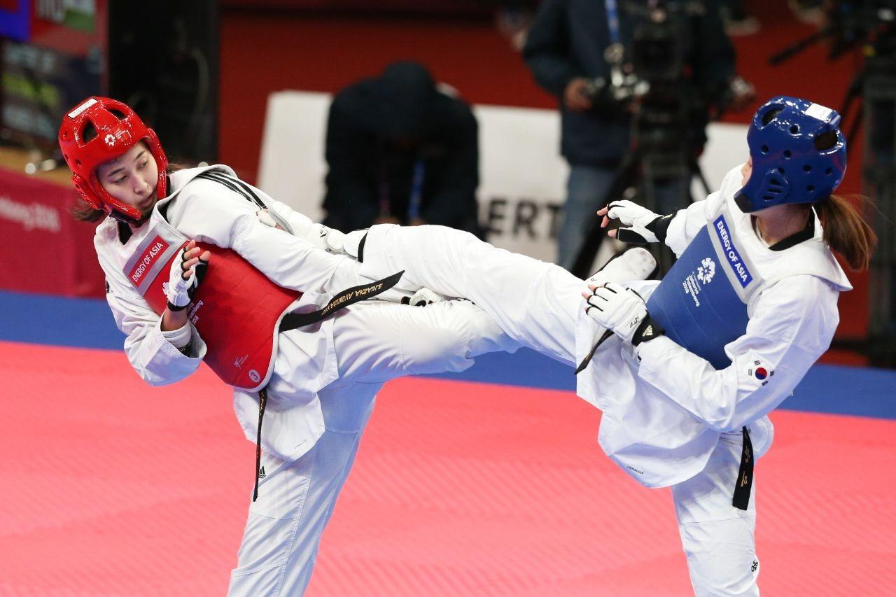 В Шымкенте завершился чемпионат Казахстана по таеквондо