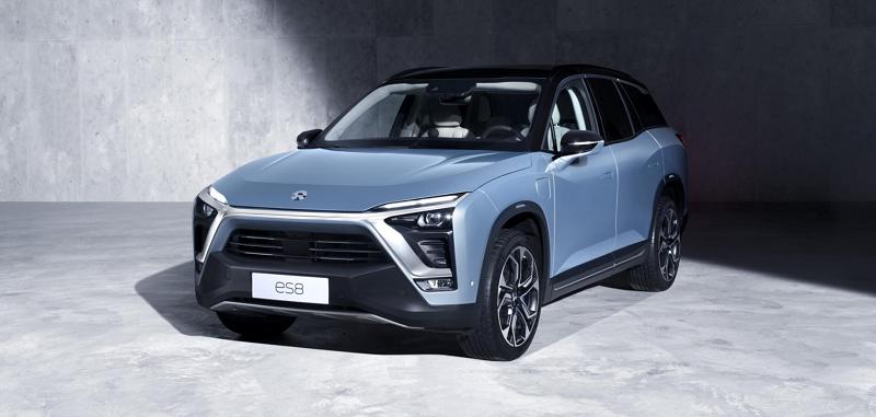 В Китае значительно выросли продажи автомобилей на новых источниках энергии