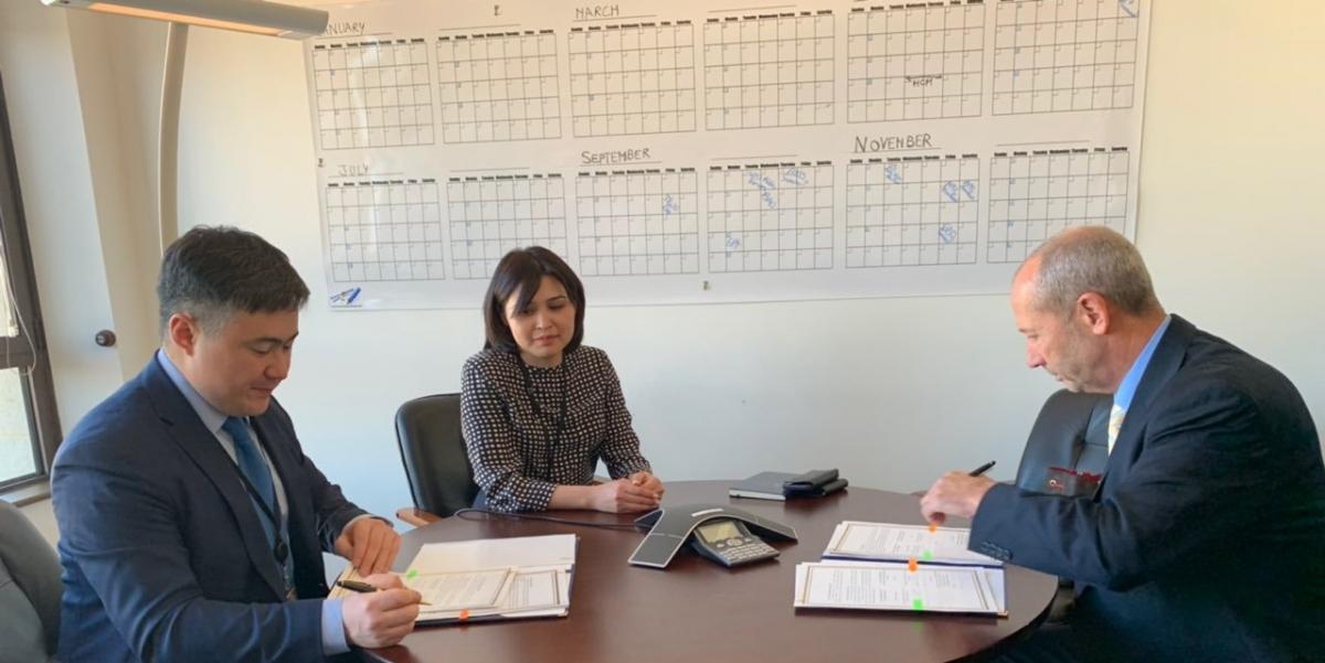 Казахстан и ОЭСР договорились о расчёте индекса ограничительности торговли услугами – МНЭ