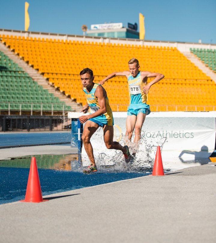 Легкоатлеты РК стали первыми на турнире Eurasian Athletics Meeting U-20
