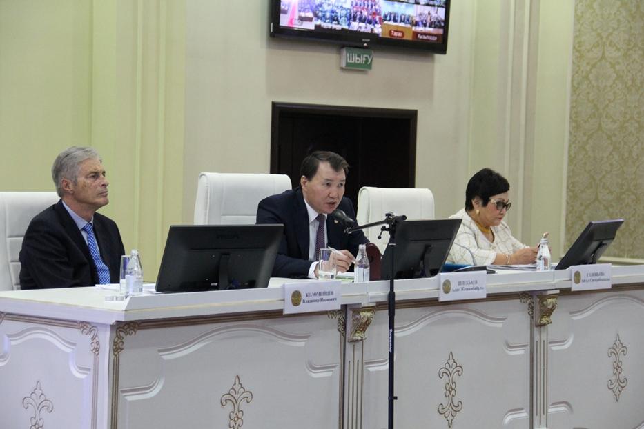 Руководитель госоргана, пресекший казнокрадство, не будет наказан за коррупцию подчинённых – Алик Шпекбаев