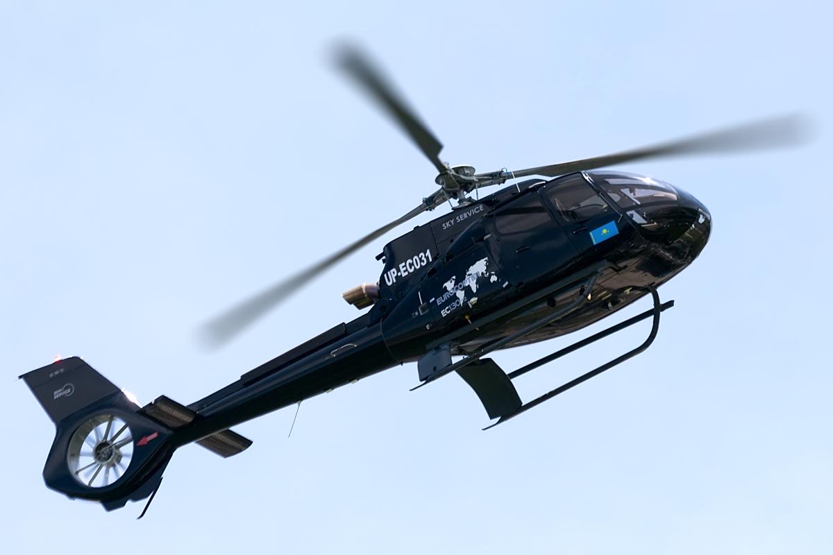 Названы причины крушения вертолёта в Алматы