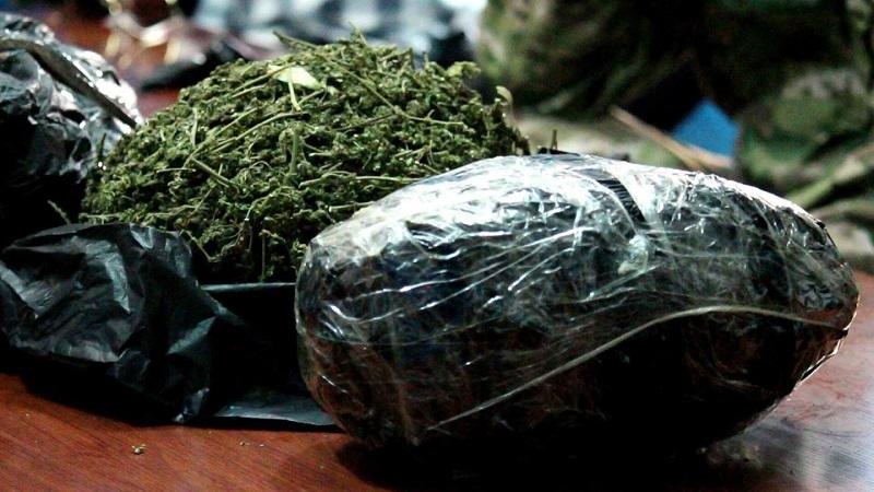 Более 50 кг наркотиков изъяли за месяц в Казахстане