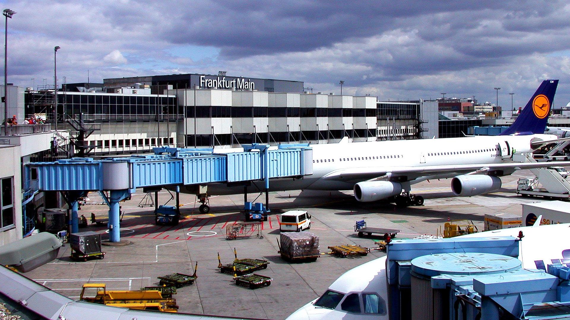 В шести аэропортах Германии планируется забастовка