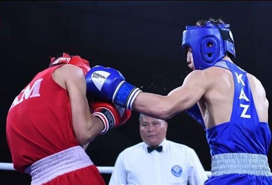Бокстан жастар арасындағы Азия чемпионатын қазақстандықтар жеңіспен бастады