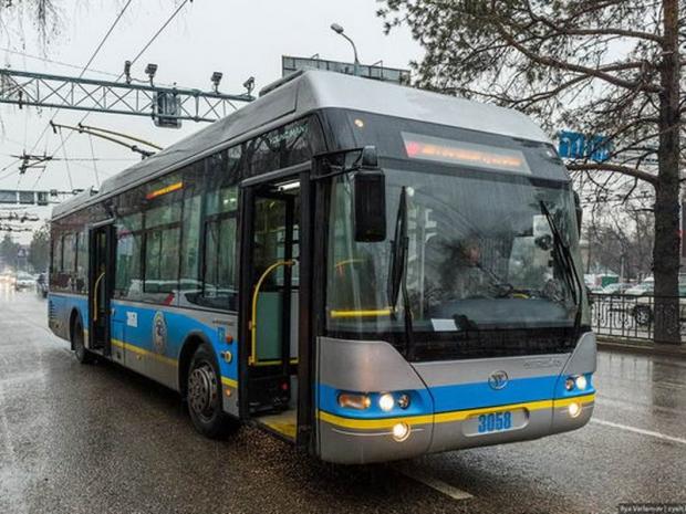 Алматыда бес троллейбус маршрутының жүрісі шектелді