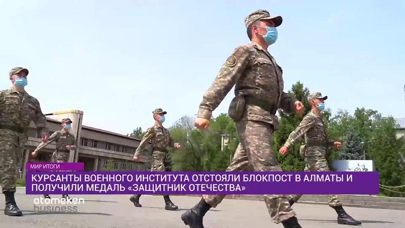 Нарушители карантина напали на курсантов на блокпосту
