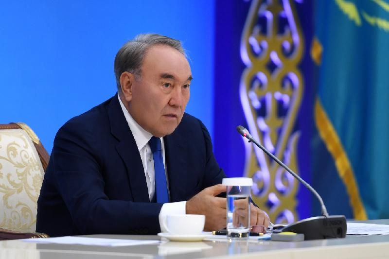 Назарбаев поздравил выпускников программы с 25-летним юбилеем международной стипендии «Болашак»