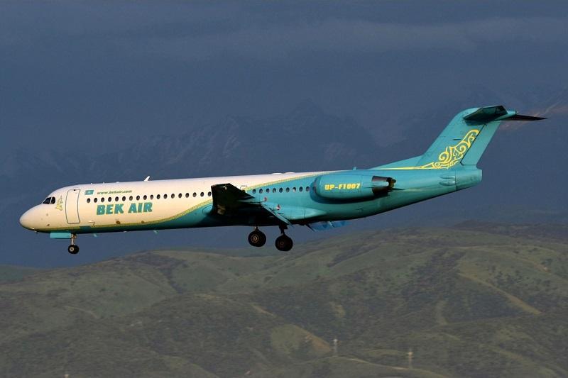 Bek Air считает замечания авиационной администрации РК необъективными