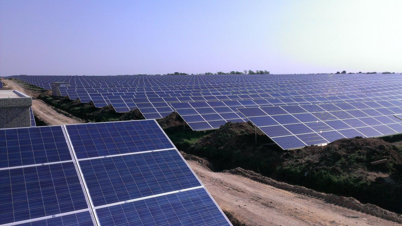 Солнечная электростанция стоимостью 55 миллионов евро в Карагандинской области начнет работать в июне