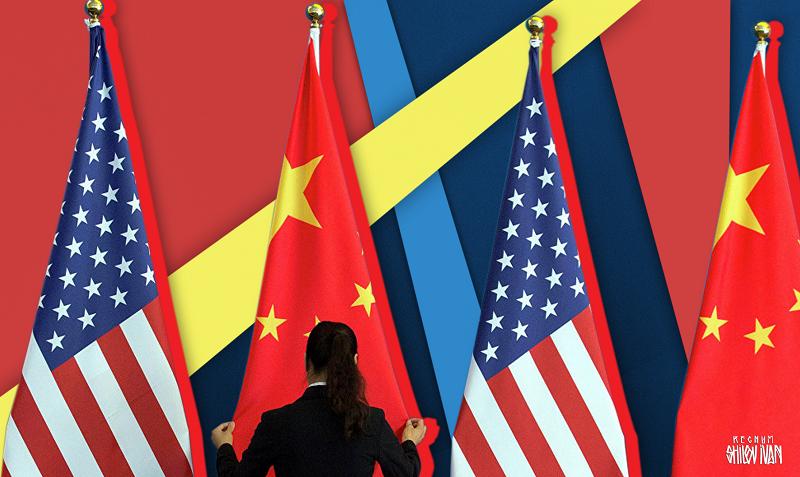 Китай хочет отмены тарифов США в рамках торговой сделки