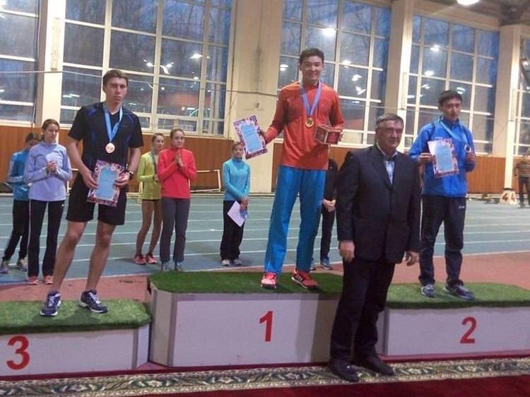 В Караганде завершился турнир по лёгкой атлетике, посвящённый памяти заслуженных тренеров РК