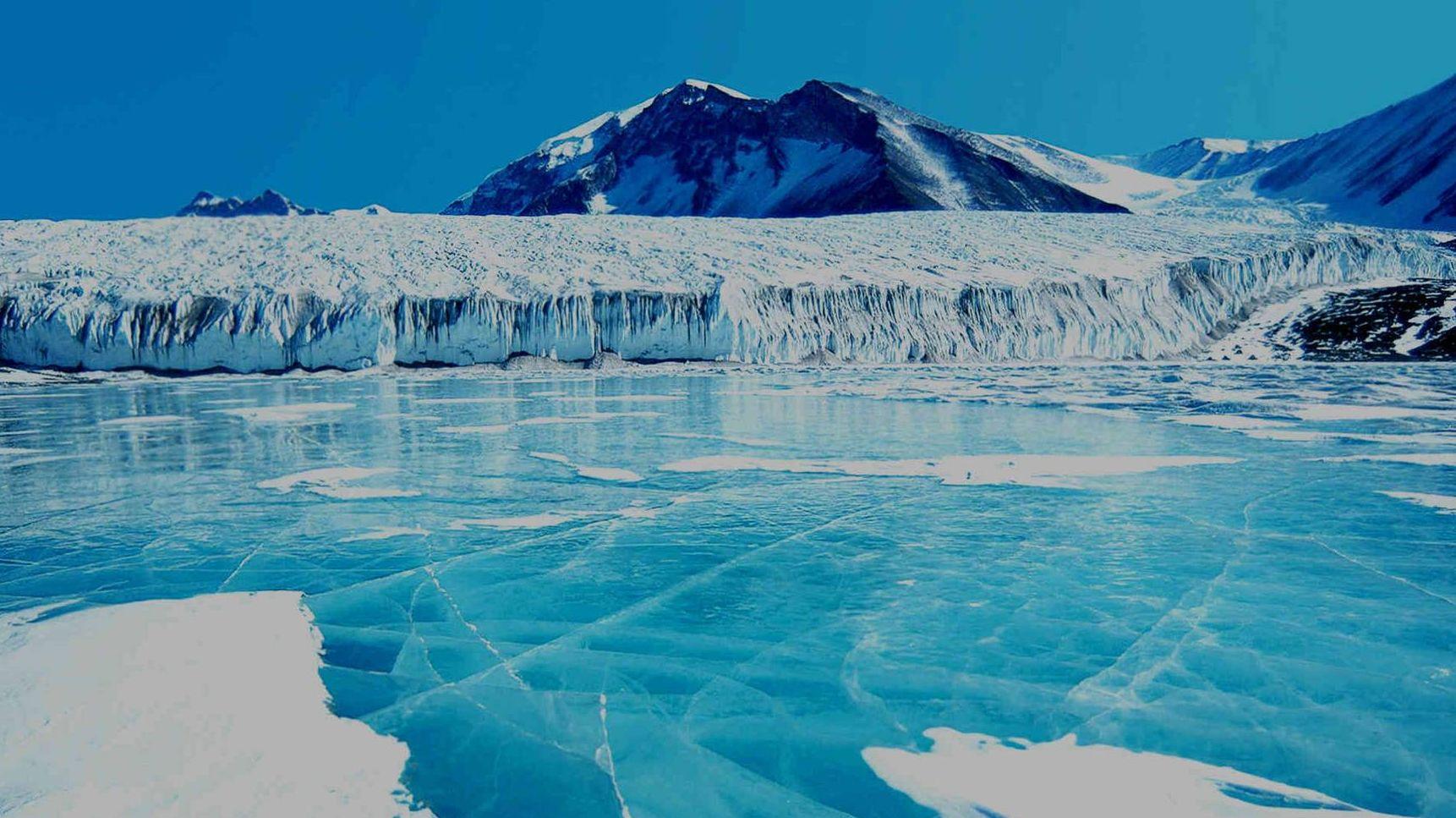 Площадь льдов у берегов Чукотки сократились до рекордного минимума