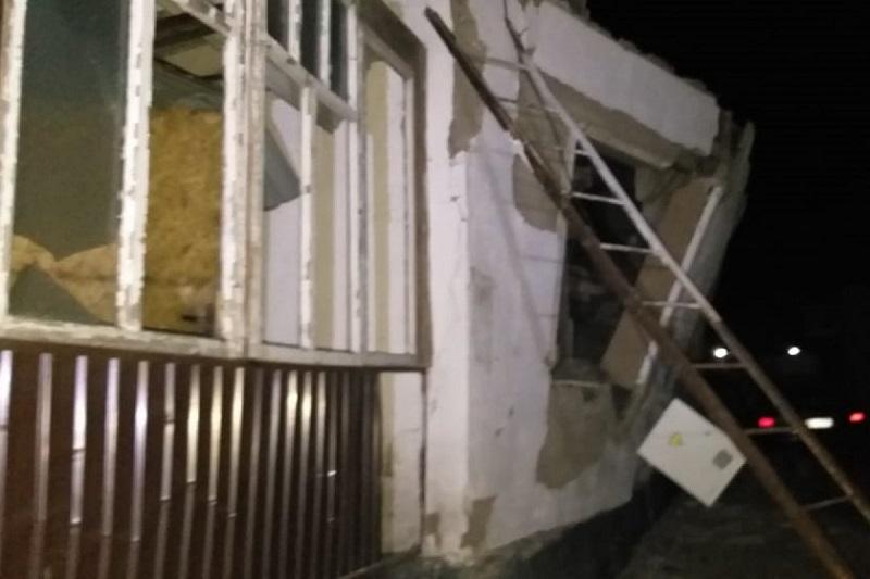 В КЧС назвали причины взрыва газа в доме в ВКО