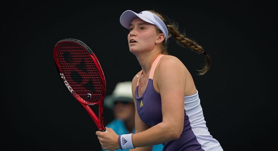 Рыбакина не смогла взять третий титул WTA в карьере