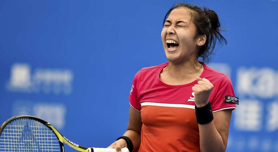 Дияс вышла в четвертьфинал Shenzhen Open