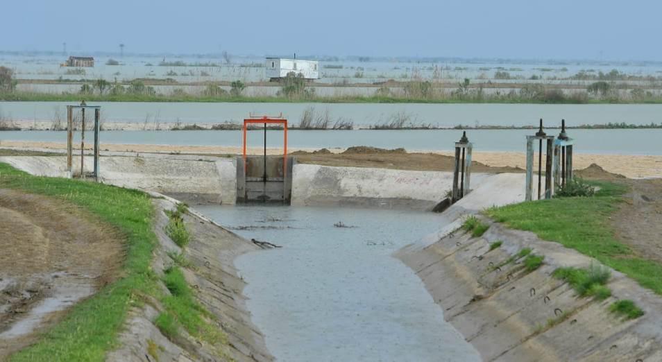 Около 32 тысяч жителей эвакуированы из-за паводка в Туркестанской области