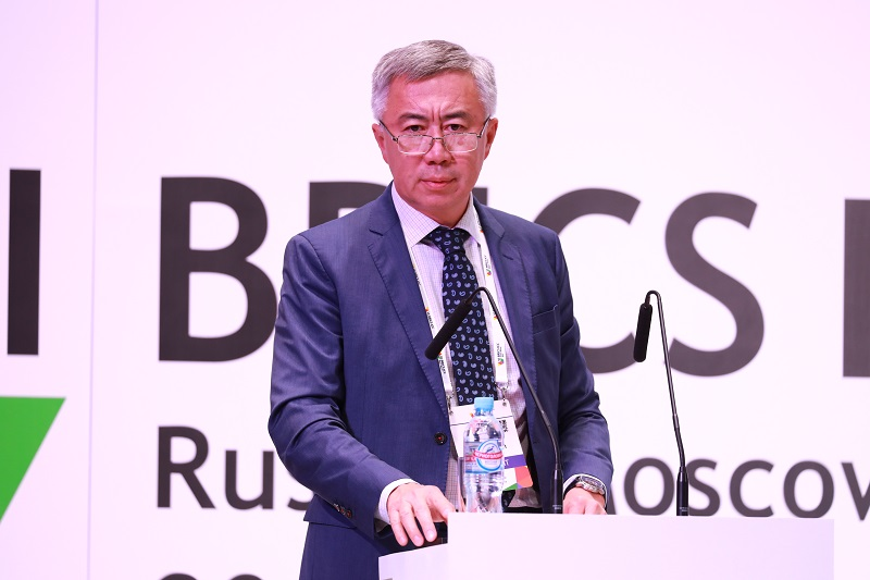 Серик Жумангарин: «При совершенствовании права ЕАЭС по вопросам конкуренции очень важен международный опыт»