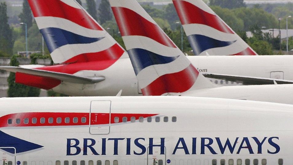 Забастовка пилотов авиакомпании British Airways может сорвать планы 300 тысяч пассажиров