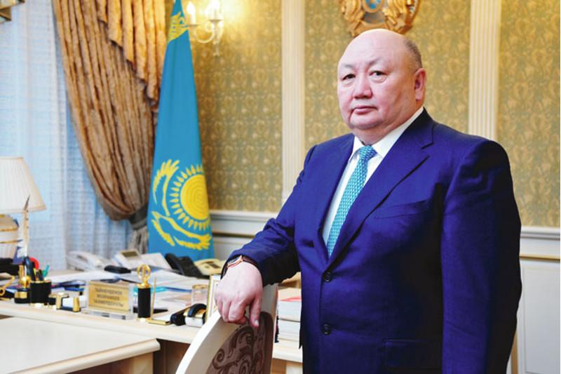 Мейрамбек Таймерденов Жоғарғы сот судьясы болып сайланды