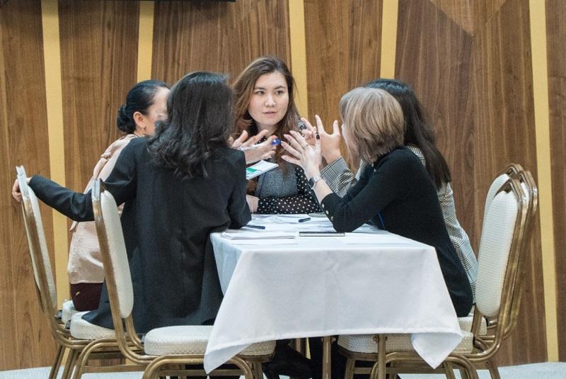 В Нур-Султане в чемпионате по медиаграмотности True or False приняли участие 50 человек