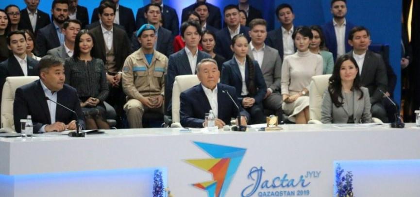 Президент РК: «Бастау» укажет молодежи, каким бизнесом заниматься»