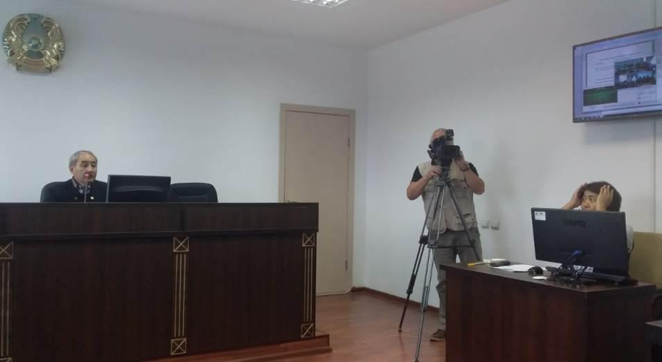 Адвокат Джакишева заявил отвод судье