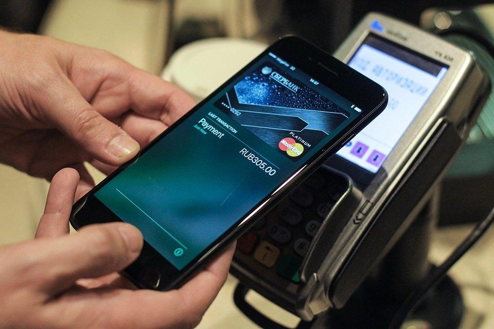 Сбербанк в Казахстане запустил бесконтактные платежи Apple Pay