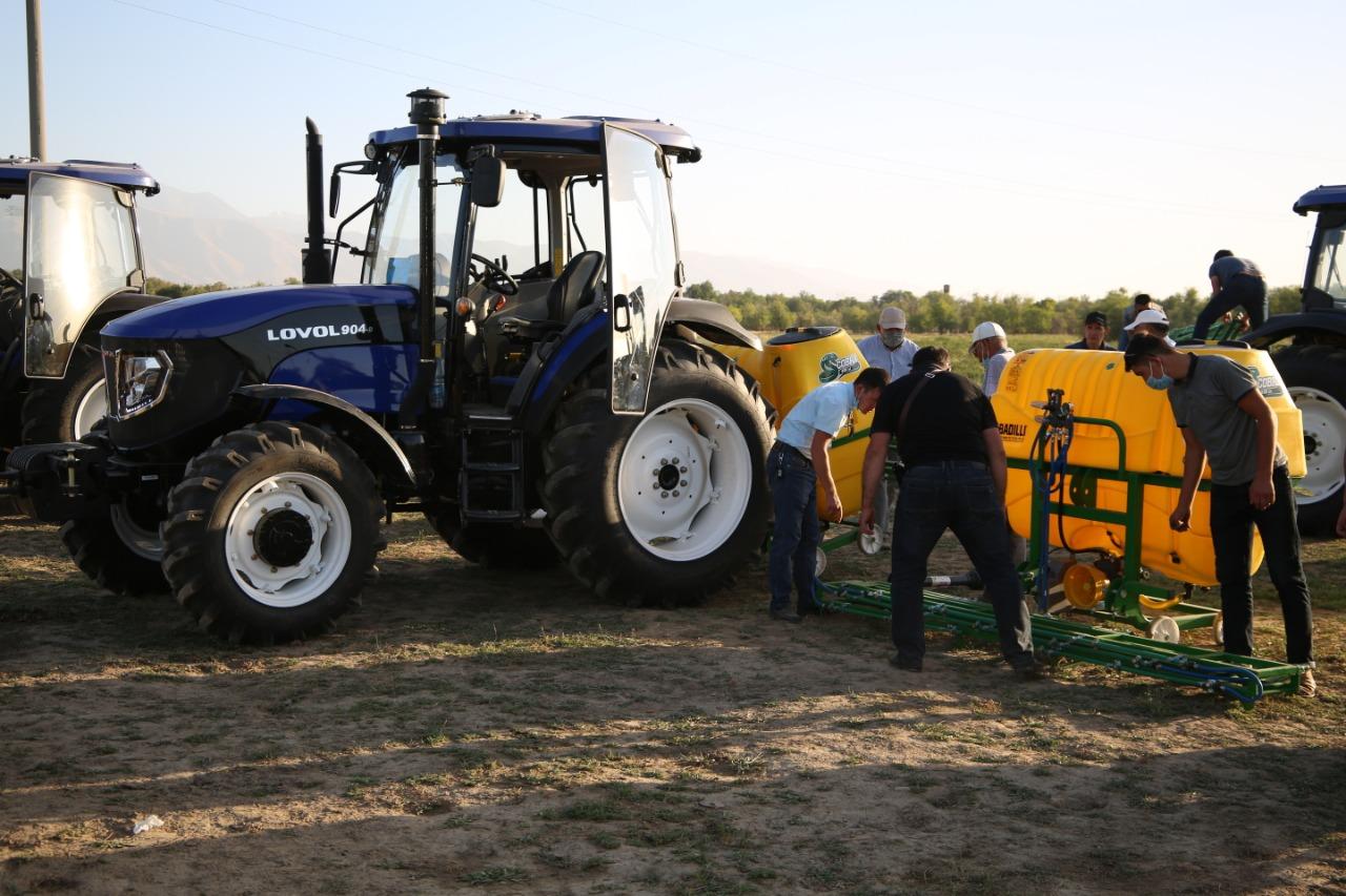 Картофелеводство в Жамбылской области выходит на новый уровень