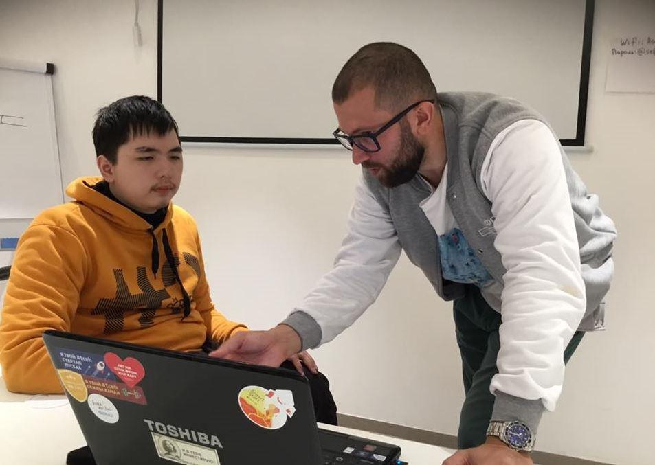 В Казахстане намерены бесплатно обучать IT-профессиям людей с ограниченными возможностями