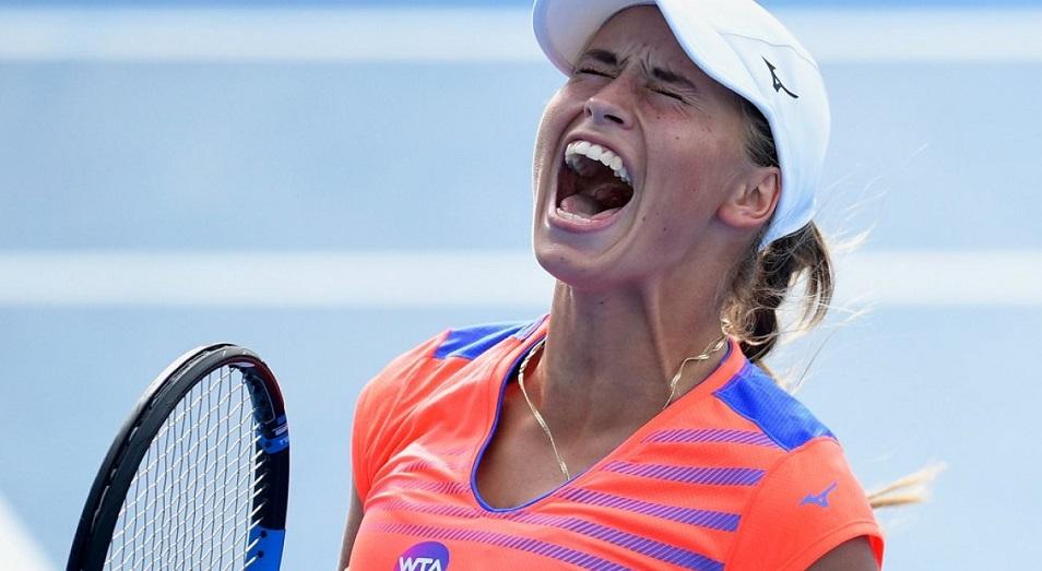 Italian Open: Путинцева взяла верх над Рыбакиной