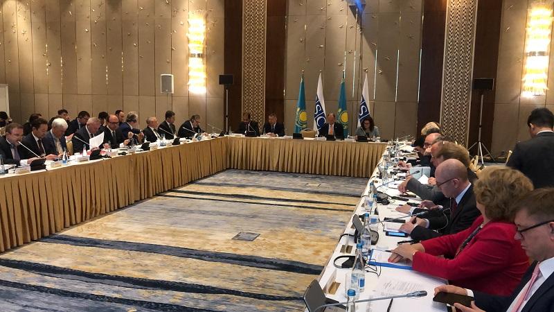 Казахстан призывает перейти к практическим шагам для поддержки мира в Афганистане