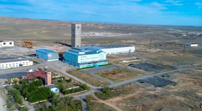 В Кызылорде заложили фундамент горно-обогатительного комбината АО «Шалкия Цинк»
